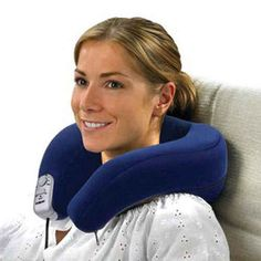 Conair Body Benefits Massaging Neck Rest with Heat, $38.99.