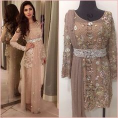 Gorgeous #Elan outfit made for a client with Heavy worked belt. Comes with Pure raw silk pants , can be customised with lehnga. ❤️ Worn by flawless #MahiraKhan in Dubai. Dm for Price & details. Discount on purchase of 2 only! Time duration : 1.5 month. #formalwear #PakistaniFashion #Pakistanstreetstyle #Weddingwear #ClientOrder #madetomeasurements #madeonorder #elancouture #handwork #resham #pearls #inspiredwork #pakistanidesigner #Pakistanidressess