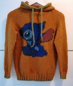 Stitch genser. Oppskrift kommer Sweaters, Fashion, Moda, Fashion Styles, Sweater, Fashion Illustrations, Sweatshirts, Pullover Sweaters, Pullover