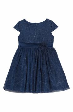 0ce1a735c23 Little Angels Illusion Mesh Party Dress (Toddler Girls   Little Girls)