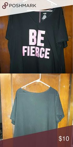 Work out top Never worn no tags Danskin Now Tops Tees - Short Sleeve