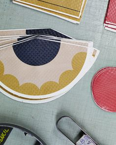 Creating the #SS15 #runway Pencil clutch