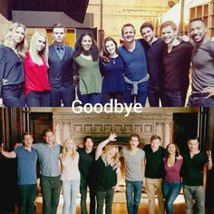 Goodbye The Originals and The Vampire Diaries