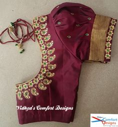 New Saree Blouse Designs, Cutwork Blouse Designs, Choli Blouse Design, Blouse Designs Catalogue, Simple Blouse Designs, Stylish Blouse Design, Bridal Blouse Designs, Blouse Patterns, Chennai