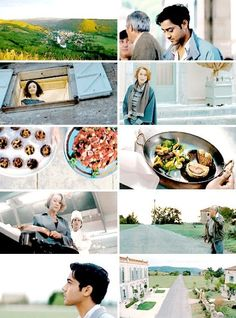 The Hundred-Foot Journey. I really liked this one. Great movie for foodies.