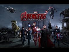 Avenger 2 Age of Ultron in 720p Watch and Download Link Working