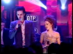 Nick Cave and Kylie Minogue on Top Of The Pops