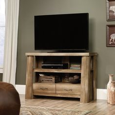 Anywhere Console as Cabin Furniture and More