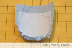 """Sewing School: How to """"Ease"""" a curve 