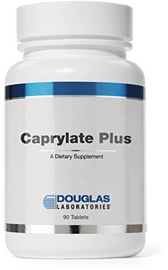 Douglas Laboratories  Caprylate Plus Formerly Candistat  Caprylic Acid for Normal Microecology of the Intestinal Microflora  90 Tablets ** Learn more by visiting the image link. (This is an affiliate link and I receive a commission for the sales)