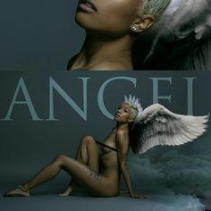 ANGEL ONE  Model: Tiara Rogera @onlytmarie  MUA: Chamonique Short @glambycham  Photo: Alex Hudson Photo @alexjhudsonphoto