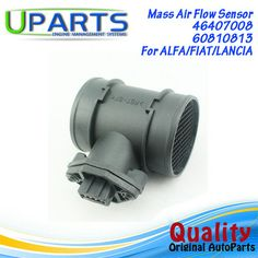 UPARTS Brand New,OEM Quality Mass Air Flow Meter MAF Sensor For Alfo Romeo/Fiat CoupeBravo/Marea/Lancia Kappa/46407008/V24720109
