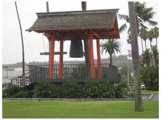 Friendship Bell on Shelter Island