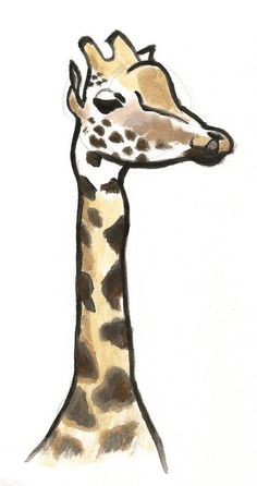 Rosie Holtby Original Artwork  www.rosieholtby.com Giraffe, Original Artwork, Fine Art, The Originals, Animals, Animales, Animaux, Giraffes, Visual Arts