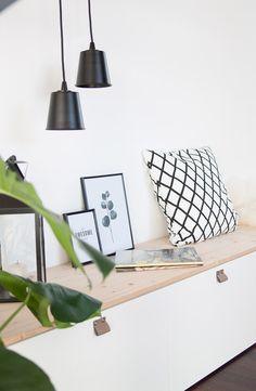 Ikea DIY Sitzbank Flur