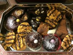 Read all about the Big Chocolate Tea Party over on Mrs Bishop's Bakes and Banter Blog - is this the best goodie box EVER?