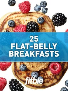 These morning meals will fill you up without filling you out! perfect breakfast for a #prettymuddy