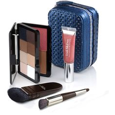 Trish Mcevoy Limited Edition Voyager VII ($98) ❤ liked on Polyvore featuring beauty products, makeup, trish mcevoy makeup, trish mcevoy cosmetics, trish mcevoy and spf makeup