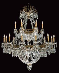 Chandelier Design, Antique Chandelier, Antique Lighting, Glass Chandelier, Chandelier Lighting, Crystal Chandeliers, French Chandelier, Chandelier Crystals, Chandelier Ideas