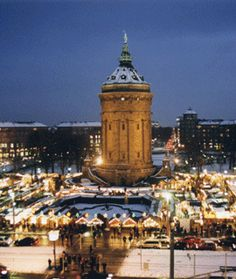 Mannheim,. Germany ;)