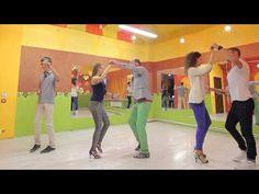 Школа танцев_ Бачата 2 урок - YouTube