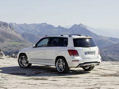 Facelift für den Mercedes GLK