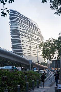Gallery of Jockey Club Innovation Tower / Zaha Hadid Architects - 20