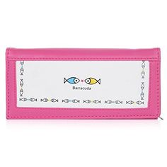 Damara Girls Lovely Fish Printing Student Wallet Snap Closure Coins Pouch,Rose >>> Be sure to check out this awesome product.