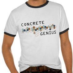 Concrete Genius T Shirt, Hoodie Sweatshirt