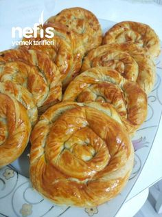 Bread And Pastries, Fika, Ham, Turkey, Food And Drink, Appetizers, Snacks, Baking, Desserts