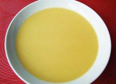 Crema o Puré de Calabacín para #Mycook http://www.mycook.es/cocina/receta/crema-o-pure-de-calabacin
