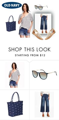 """""""OLD NAVY"""" by tammydevoll ❤ liked on Polyvore featuring Old Navy"""