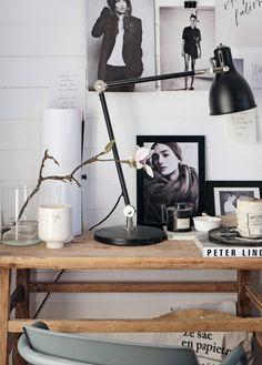 STIL_INSPIRATION_Bedroom_Workspace_inspo ❥
