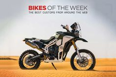 Custom Bikes Of The Week: 1 October 2017