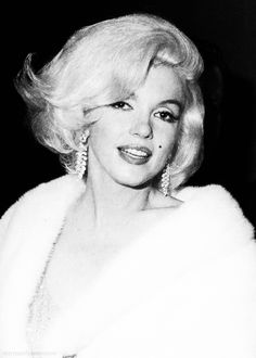 Ms Marilyn Monroe ...