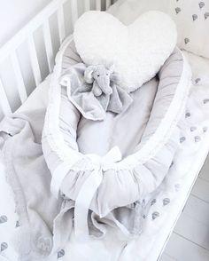 PAP y patrón – Cuna bebé – Nido bebé – Comando Craft