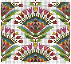 needlepoint or cross stitch Cross Stitch Borders, Cross Stitch Samplers, Cross Stitch Flowers, Cross Stitch Designs, Cross Stitching, Cross Stitch Embroidery, Embroidery Patterns, Hand Embroidery, Cross Stitch Patterns
