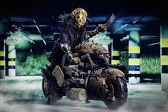 Calvin's Custom X GATE TOYS 1/6 OneSixthScale Original Design MOTOTERMIN8TOR (Applications: Male & Cyborg) Original Design by Calvin's Custom A GATE TOYS Production  #Calvinscustom #GATETOYS #MOTOTERMINATOR #MOTOTERMIN8TOR #OneSixthScale #Motorcycle #CustomBikes, #ActionFigures #Collectibles #TerminatorSalvation #Terminator #1:6 #1/6 #OriginalDesig #CalvinLo #Hong Kong