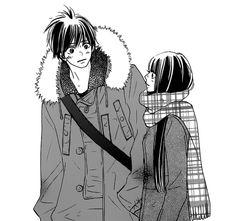 Kimi ni todoke Manga Shoujo Romance, Kokoro Ga Sakebitagatterunda, Anohana, Kimi Ni Todoke, Hyouka, Manga Couple, Madoka Magica, Me Me Me Anime, Anime Manga