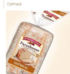 Oatmeal my favorite bread! Pepperidge Farm® - Farmhouse™ Breads