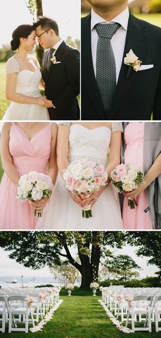 Helen + Sam: A Glamorous Blush Canada Historic Home Wedding By Jamie Delaine Photography - Project Wedding Blog