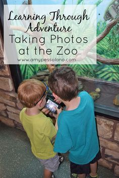 A fun learning adventure, taking photos at the zoo. Spelling Activities, Preschool Learning Activities, Kids Learning Activities, Educational Activities, Fun Learning, Fun Worksheets, Outdoor Learning, Zoos, Camping With Kids