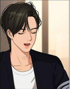 The Secret of Angel Cha Eun Woo, Suho, Manga Anime, Anime Art, Anime Muslim, Realistic Drawings, Kpop, True Beauty, Webtoon