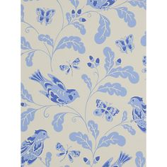 Buy Jane Churchill Songbird Wallpaper Online at johnlewis.com