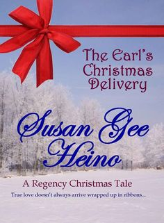 This one is a total HOOT Regency Romance  The Earl's Christmas Delivery - Kindle edition by Susan Gee Heino. Romance Kindle eBooks @ Amazon.com.