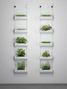 La Buhardilla - Decoración, Diseño y Muebles: Ideas para tener un jardin interior en casa