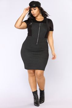Plus-Size all tabria платья. Plus Size Wedding Dresses With Sleeves, Plus Size Black Dresses, Plus Size Dresses, Greys Anatomy Brasil, Overall Dress, Plus Size Model, Womens Fashion For Work, Fashion Over, Girl Fashion