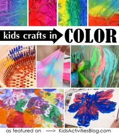 it's playtime: a collection of paint and color activities for kids
