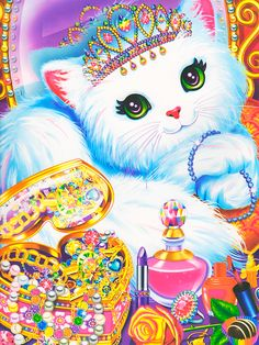 LISA FRANK...loved lisa frank when i was younger !!!