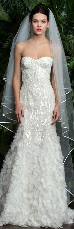 Naeem Khan Bridal | Fall 2014 Collection